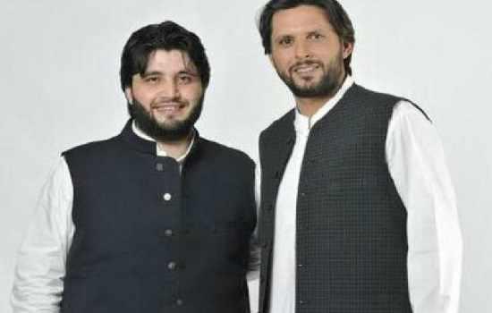 Shahid Afridi brother Javed Afridi